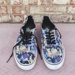 Disney maleficent Vans shoes